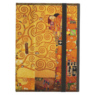 Gustav Klimt Tree of Life Art Nouveau Case For iPad Air