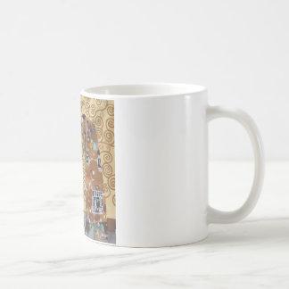 Gustav Klimt Tree Of Life Coffee Mug