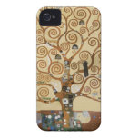 Gustav Klimt Tree Of Life iPhone 4 Case-Mate Case