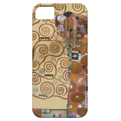 Gustav Klimt Tree Of Life iPhone 5 Case