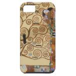 Gustav Klimt Tree Of Life iPhone 5 Cover