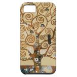 Gustav Klimt Tree Of Life iPhone 5 Covers