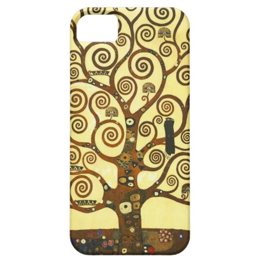 Gustav Klimt Tree of Life iPhone Case