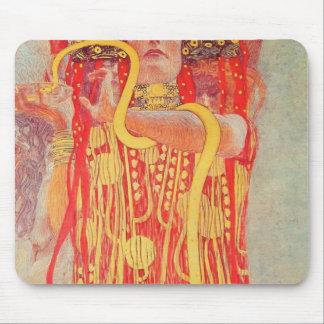 Gustav Klimt-University of Vienna Ceiling Painting Mouse Pad