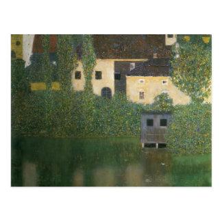 Gustav Klimt- Water Castle Post Cards