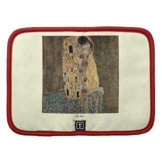Gustav Klimt's The Kiss (circa 1908) Planners