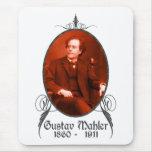 Gustav Mahler Alfombrilla De Ratones