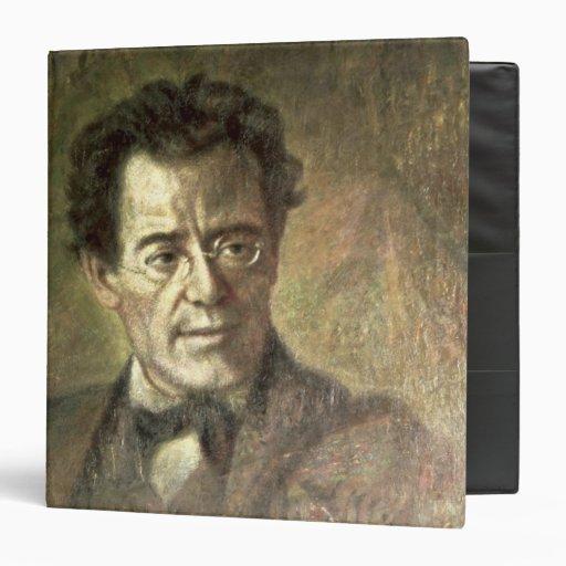 """Gustav Mahler Carpeta 1 1/2"""""""