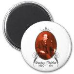 Gustav Mahler Fridge Magnets