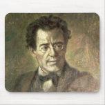 Gustav Mahler Mouse Pads