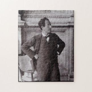 Gustav Mahler Portrait Puzzle