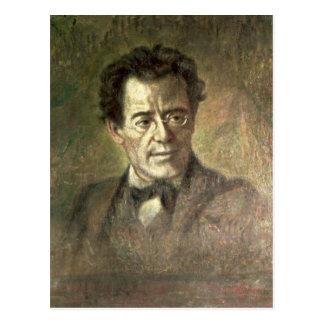 Gustav Mahler Postcard