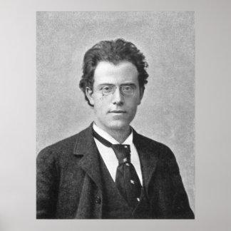 Gustav Mahler Póster