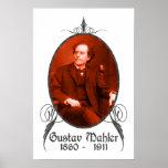 Gustav Mahler Print