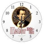 Gustav Mahler Reloj De Pared
