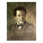 Gustav Mahler Tarjeta Postal
