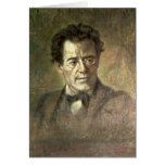 Gustav Mahler Tarjeton