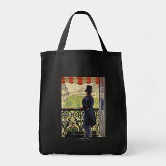 Gustave Caillebotte Bolsa Tela Para La Compra
