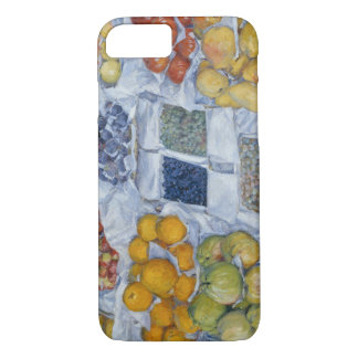 Gustave Caillebotte - Fruit Displayed on a Stand iPhone 7 Case