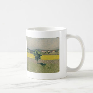 Gustave Caillebotte- Meadow Bridge at Argenteuil Coffee Mug