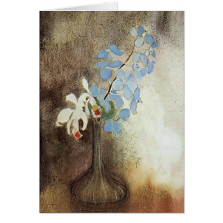 Gustave Caillebotte- Orchids Cards