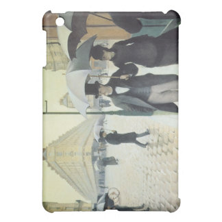 Gustave Caillebotte Painting Fine Art iPad Case
