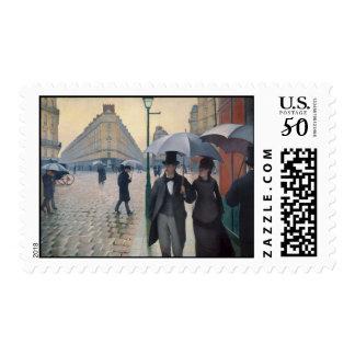 Gustave Caillebotte Postage