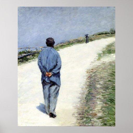 Gustave Caillebotte Póster