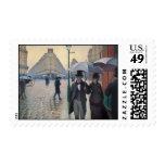 Gustave Caillebotte Stamps