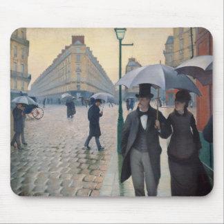 Gustave Caillebotte Alfombrilla De Raton