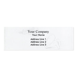 Gustave Caillebotte- The Floor Scrapers study Business Cards