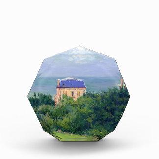 Gustave Caillebotte- Villas at Villers sur Mer Acrylic Award