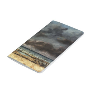 Gustave Courbet- Calm Seas Journals