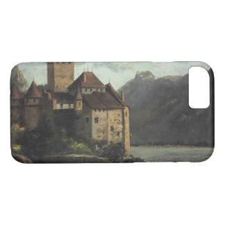Gustave Courbet - Chillon Castle iPhone 8/7 Case
