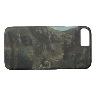 Gustave Courbet - Laloue Valley iPhone 8/7 Case