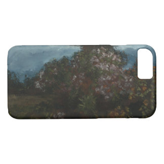 Gustave Courbet - Landscape with Flowery Massiv iPhone 8/7 Case