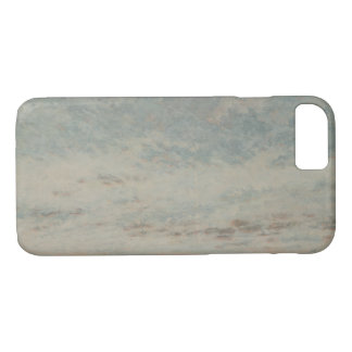 Gustave Courbet - Low Tide at Trouville iPhone 8/7 Case