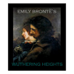 Gustave Courbet paints Heathcliff and Cathy? Print