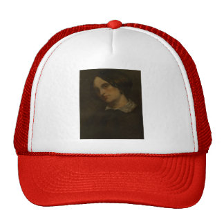 Gustave Courbet- Portrait of Madthilde Couq Trucker Hat