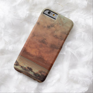 Gustave Courbet The Black Rocks At Trouville Barely There iPhone 6 Case