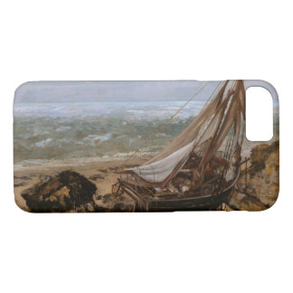 Gustave Courbet - The Fishing Boat iPhone 8/7 Case