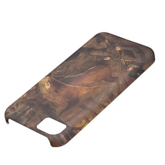 Gustave Courbet- The German Huntsman Cover For iPhone 5C