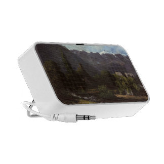 Gustave Courbet- The Glacier Portable Speakers