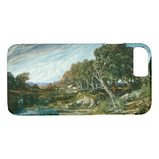 Gustave Courbet - The Gust of Wind iPhone 8/7 Case