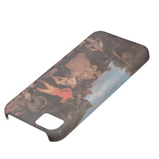 Gustave Courbet- The Huntsman's Picnic Cover For iPhone 5C
