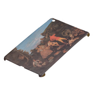 Gustave Courbet- The Huntsman's Picnic Case For The iPad Mini