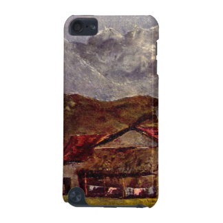 Gustave Courbet - The Mountain Hut iPod Touch (5th Generation) Case