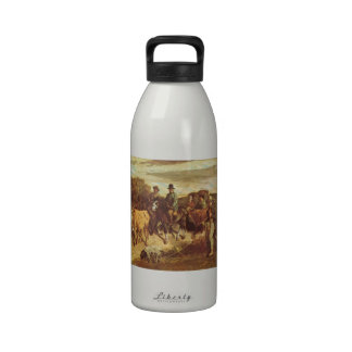 Gustave Courbet- The Peasants of Flagey Returning Water Bottles
