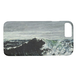 Gustave Courbet - The Wave iPhone 8/7 Case