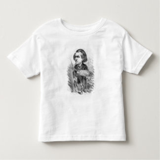 Gustave Dore (1832-83), caricature from 'Le Boulev Toddler T-shirt